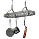 Enclume® Stainless Steel Pot Rack with Grid