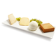 Blanc Rectangular Cheese Platter