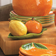 Orange and Lemon Salt & Pepper Shaker Set
