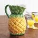 Ceramic Pineapple Pitcher