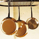 Mauviel® M'Heritage Professional Copper Skillets