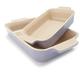 Le Creuset® Lilac Rectangular Baker 2 Piece Set