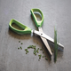Mastrad Green 10-Blade Herb Scissors