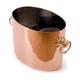 Mauviel® Oval Copper Champagne Bucket