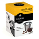 My K-Cup Reusable Coffee Filter