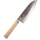 Miyabi Birchwood Santoku Knife, 7