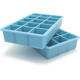 Tovolo Perfect Cube Ice Trays, Turquoise