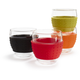 Bodum® 3 oz. Silicone Grip Glasses, Set of 2
