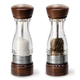 Cole and Mason Keswick Wood and Acrylic Salt & Pepper Mills