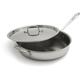 All-Clad® Stainless Steel Sauté Pan, 3 qt.