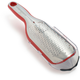 Microplane® Elite Series Coarse Grater, Red