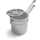All-Clad® Stainless Steel Double Boiler with Ceramic Insert