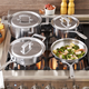 Demeyere® Industry5 7-Piece Cookware Set