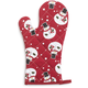 Jolly Snowman Holiday Oven Mitt
