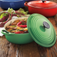 Le Creuset® Fennel Wide Oval French Oven, 3½ qt.