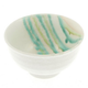 Kotobuki Flowing Brushstrokes Rice Bowl