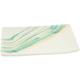 Kotobuki Flowing Brushstrokes Sushi Plate