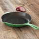 Le Creuset® Fennel Round Grill Pan, 10