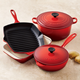 Le Creuset® Cherry 6-Piece Classic Cookware Set
