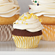 Mini Yellow Pisa Bake Cups, Set of 40