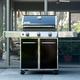 Weber® Genesis® E-320 Gas Grill, Black