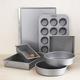 Sur La Table® Platinum Professional Bakeware, 7-Piece Set