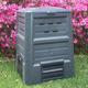 Plastic Composter, 170 Gallon
