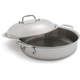 All-Clad® Stainless Steel Sauteuse, 4 qt.