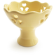 Spring Yellow Scalloped Egg Cup
