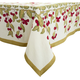Couleur Nature Cherry Printed Tablecloths