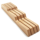 Sur La Table® 7-Slot In-Drawer Knife Block