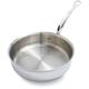 Mauviel® M'Cook Stainless Sauté Pans