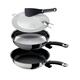 Fissler 4-Piece Fry Pan Set