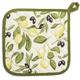 Lemons and Olives Potholder