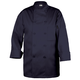 Chef Works Basic Navy Chef Coats