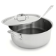 All-Clad® Stainless Steel Deep Sauté Pan, 6 qt.