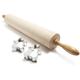 Ateco® Rolling Pin, 18
