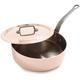 Mauviel® M'Heritage 250 Copper Sauté Pans