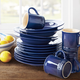 Le Creuset® Indigo 16-Piece Dinnerware Set