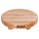 John Boos & Co.® Maple Edge-Grain Cutting Board with Feet, 12