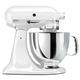 KitchenAid® White Artisan Stand Mixer, 5 qt.