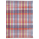 Colorful Checkered Kitchen Towel