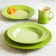 Le Creuset® Kiwi Dinnerware Collection, 4 Piece Set
