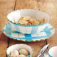 Tartan Ruffle Bowl, 10½