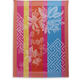Tropical Flower Kitchen Towel