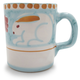 Hand-Painted Italian Mug, Rabbit