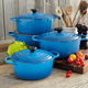 Le Creuset® Signature Marseille Round French Ovens