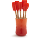 Le Creuset® Flame 6-Piece Revolution® Tools Set