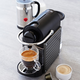 Nespresso® Pixie and Aeroccino Plus Milk Frother Set, Titanium