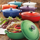 Le Creuset® Caribbean Wide Oval French Oven, 3½ qt.